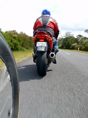 Motorpacing Neil