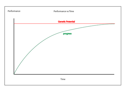 Performance vs time