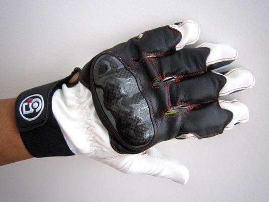 New equipment review - 5bling Keirinjo gloves