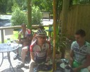 Lunchtime at Harrietville